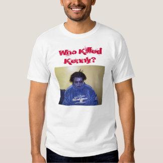 2-6-2006-43, Who Killed Kenny? T-shirt