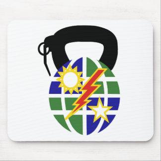 2-75 Ranger Mouse Pad