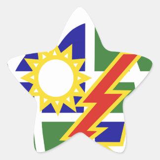 2-75 Ranger Star Sticker