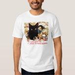 2-8-11- cat- recipe t shirt