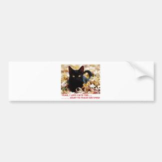 2-8-11- receta del gato pegatina de parachoque