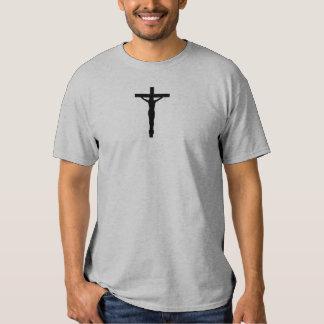 2:8 Cristo de Ephesians en la camiseta para hombre Remeras