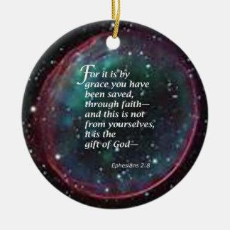 2:8 de Ephesians Ornamento Para Reyes Magos