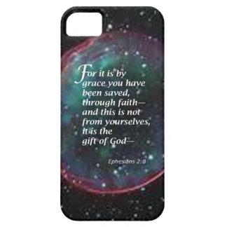2:8 de Ephesians iPhone 5 Case-Mate Funda