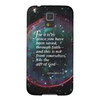 2:8 de Ephesians Carcasas Para Galaxy S5