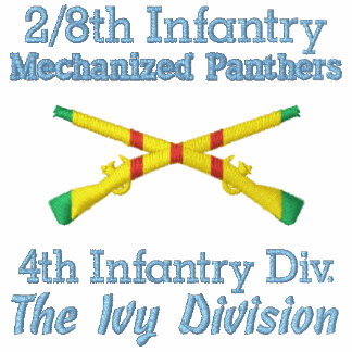 2/8o Inf. 4to Polo cruzado VSM de los rifles de la