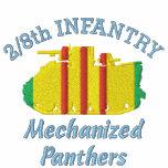 2/8th Infantry VSM M113 Embroidered Shirt