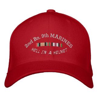 2 9 de marzo gorra de las cintas de la campaña de gorra de beisbol bordada