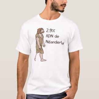 2.9% Neanderthal French T-Shirt