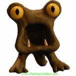 2.a escultura del monstruo horrible escultura fotográfica