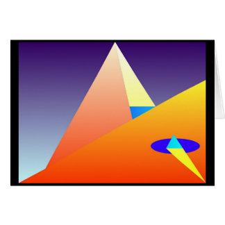 #2 ambi-contrastivo tarjeta de felicitación