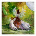 2 ángeles posters