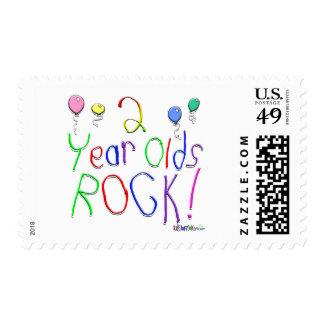 ¡2 años de la roca! sellos
