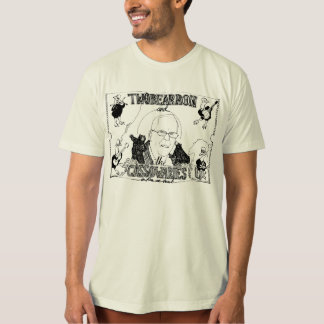 2 Bear Ron & The Cassowaries T-Shirt