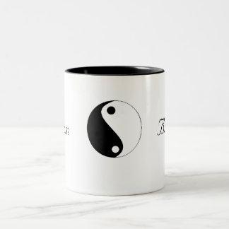 2 BECOME 1 - wedding mug