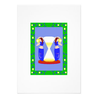 2 belly dancers and an hour glass.png custom invitation