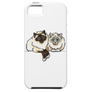 2 Birman iPhone SE/5/5s Case
