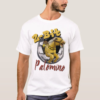 2-Bit Palomino Official Men's T-Shirt