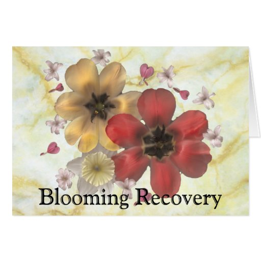 2 Blooming Recovery Card