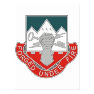 2 brigada, división de infantería 2 postales