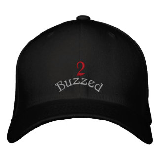 2, Buzzed - Customized - Customized Embroidered Baseball Hat