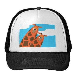 2 by 2 trucker hat