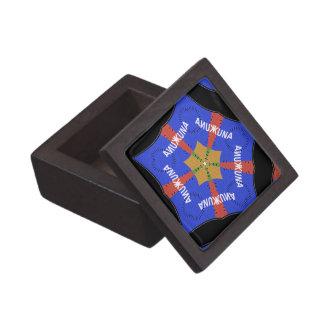 """2"""" cajas de regalo superiores cuadradas de la caja cajas de regalo de calidad"""
