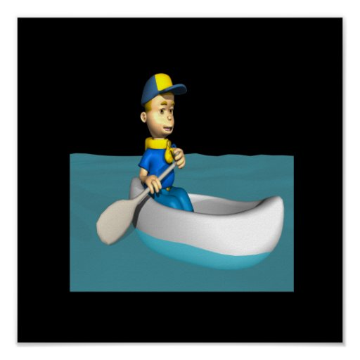 2 Canoeing Impresiones