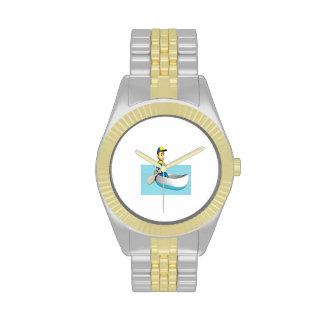 2 Canoeing Relojes