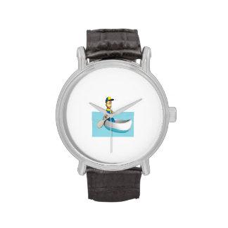 2 Canoeing Relojes De Mano
