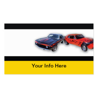 2 Car Business Card