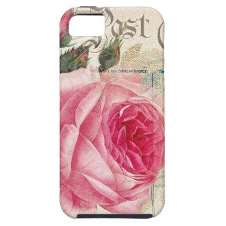 (2) caso DURO del iPhone 5 color de rosa iPhone 5 Case-Mate Cárcasas