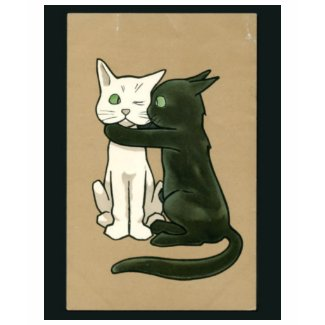2 cats shirt