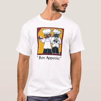 2 Chef Pugs T-Shirt