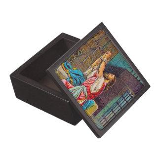 2 Chronicles 33 Manasseh's Sin and Prayer gift box