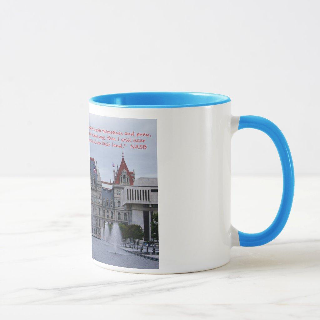 2 Chronicles 7:14 mug