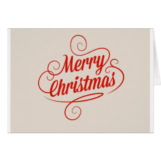 #2 Collection / Merry Christmas Card