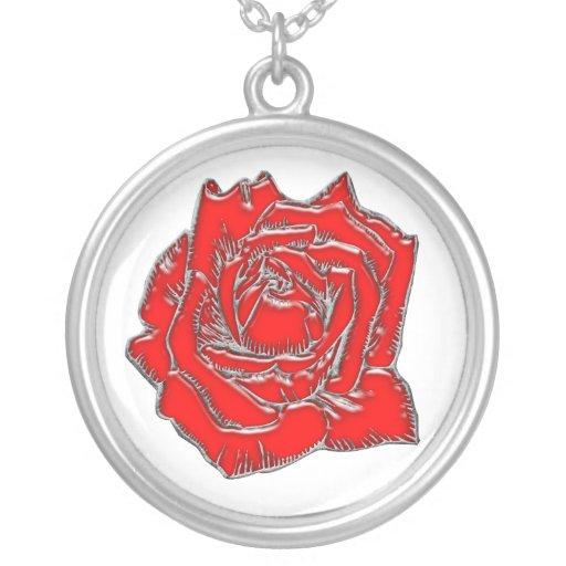 #2 color de rosa joyeria personalizada