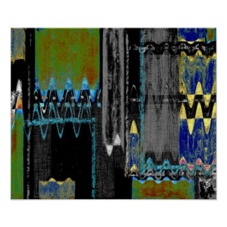 2 : : Colorful Abstract Art Poster