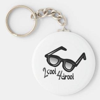 2 Cool 4 Drool Key Chains
