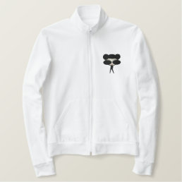 2 Cool 4 School Embroidered Jacket