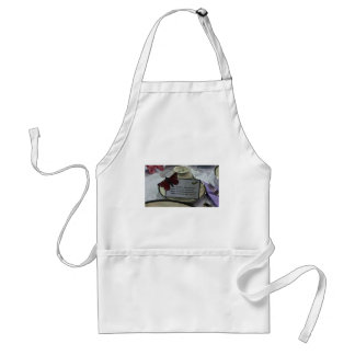 2 Cor. 5:17 Therefore, if any man be in Christ, he Adult Apron