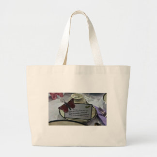 2 Cor. 5:17 Therefore, if any man be in Christ, he Jumbo Tote Bag
