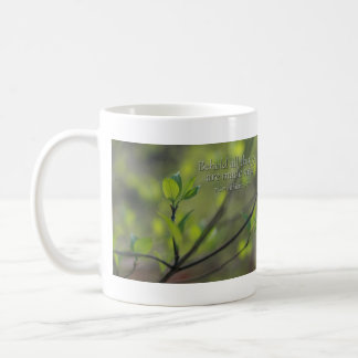 2 Corinthians 5:17 Behold all things new Coffee Mug