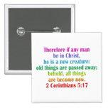 2 Corinthians 5:17 English Buttons