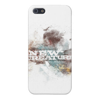 2 Corinthians 5:17 iPhone Case Cover For iPhone 5