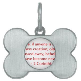 2-Corinthians-5-17-opt-burg.png Pet ID Tags