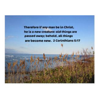 2 Corinthians 5:17 Post Cards