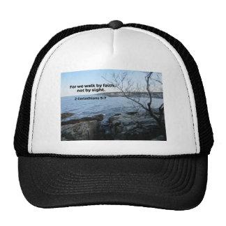 2 Corinthians 5:7 Trucker Hat