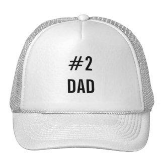 # 2 Dad Trucker Hat